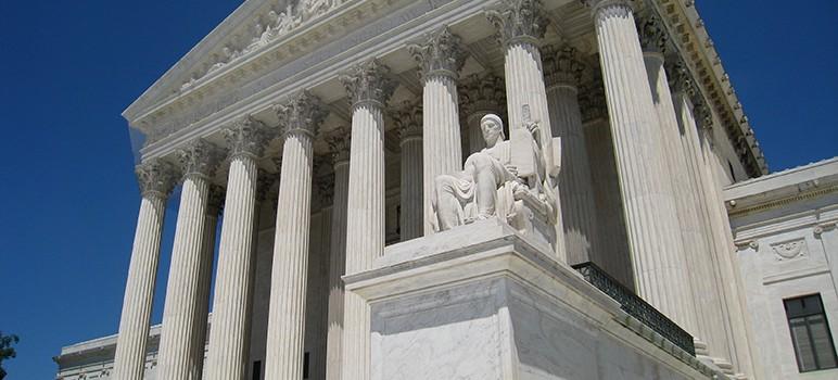 The U.S. Supreme Court on Monday dismissed San Jose's appeal of Major League Baseball's antitrust exemption. (Photo via Equal Justice Initiative)