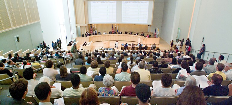 Tax measures will take center stage at Tuesday's City Council meeting. (Photo via city of San Jose)