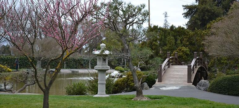 San Jose's Japanese Friendship Garden at Kelley Park. (Photo by Oleg Alexandrov, via Wikimedia Commons)
