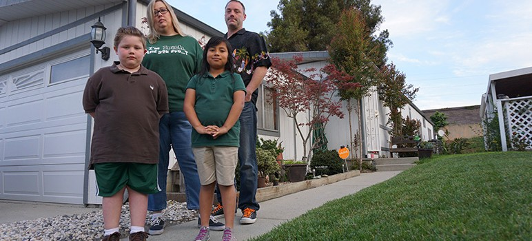 The Turnow Family Says Even A Small Rent Hike Could Force Them To Relocate