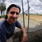 Community activist Kirk Vartan wants to see six acres of fallow land in Santa Clara revived as a farm-centric urban village. (Photo by Greg Ramar)
