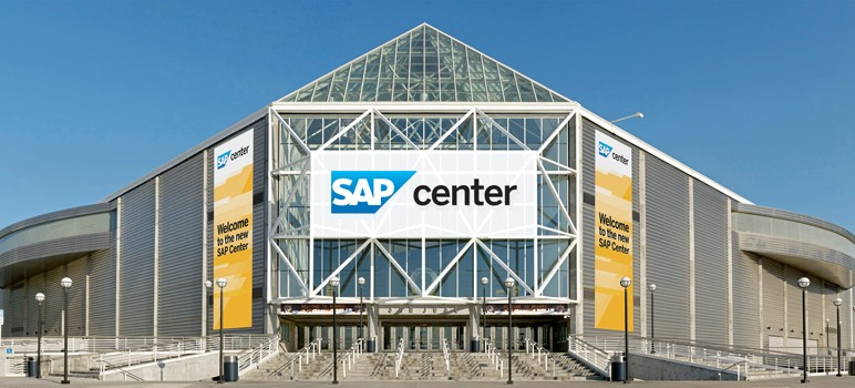The San Jose Sharks will remain at the SAP Center for at least another decade.