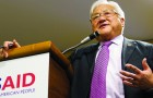 Rep. Mike Honda now has a legal defense fund to pay his ethics probe bills. (Photo via Facebook)