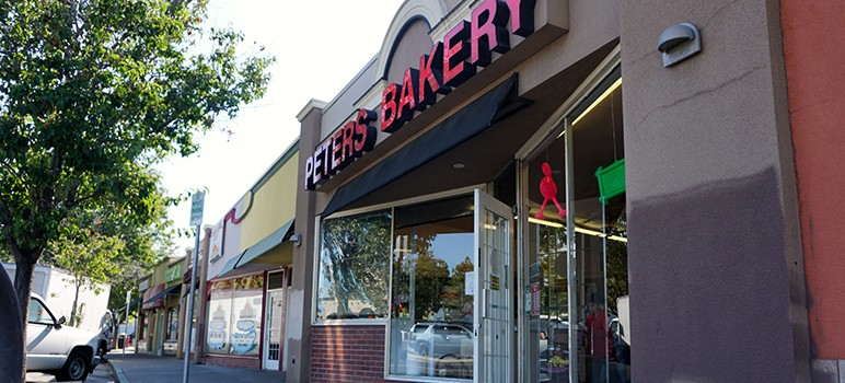 Peters' Bakery, an East Side institution, is mired in litigation over a dispute between the owner and a longtime employee.