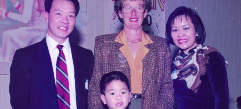 Mayor Susan Hammer made a strong impression on the Vietnamese community during her time as mayor. (Photo courtesy of Richard Nguyen)