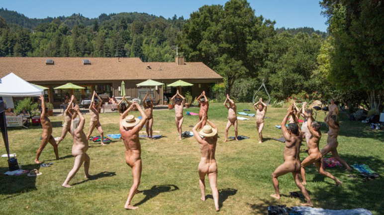 Nudist camps tampa florida