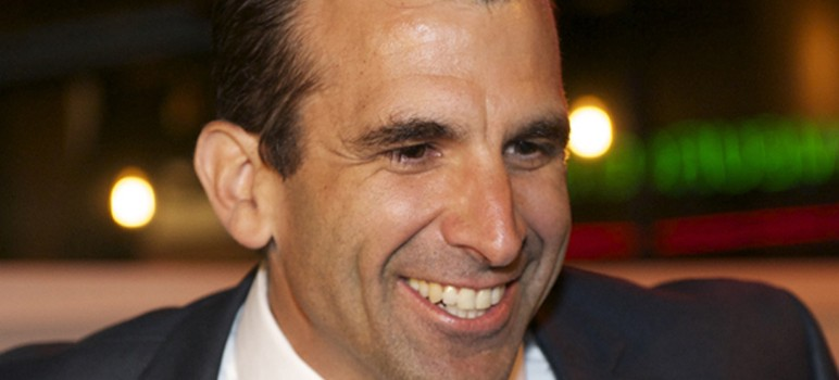 Sam Liccardo has been sparring with a new beat reporter. (File photo by Brian Kirksey)