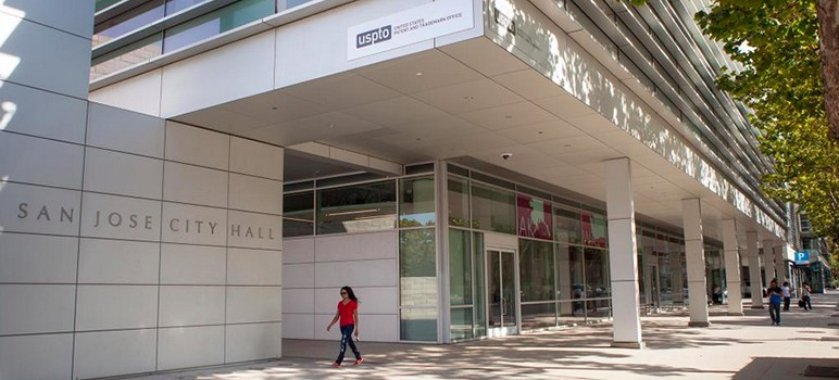 The U.S. Patent and Trademark Office's new Silicon Valley hub opened this week in a wing of San Jose's City Hall.