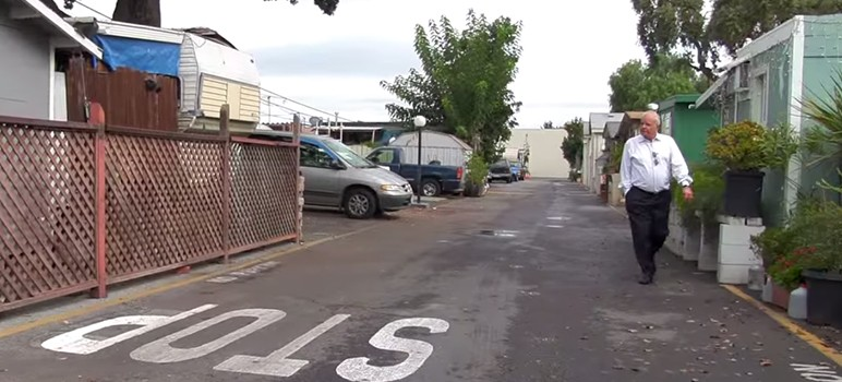 Buena Vista Mobile Home Park Owners Sue City Of Palo Alto