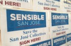 The Sensible San Jose measure would replace San Jose's marijuana ordinance with one approved by voters. (Image via Facebook)