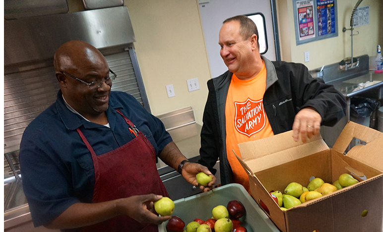 Mobile App Aims To End Hunger Food Waste In Silicon Valley San Jose Inside