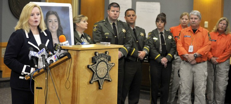 "Sheriff Laurie Smith promised to add a ""layer of supervision"" to the Main Jail's overnight shift. (File photo via Morgan Hill Times)"