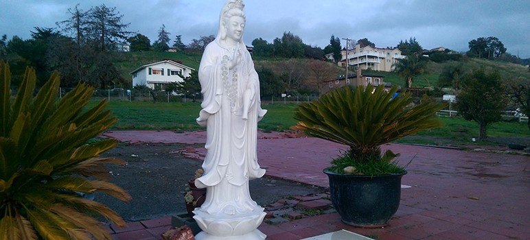 Plans to build a two-story Buddhist temple in San Jose's eastern foothills has elicited fierce backlash from neighbors.
