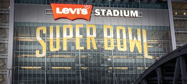 San Jose will discuss a report on how the city handled events leading up to Super Bowl 50 at Levi's Stadium. (Photo by Greg Ramar)