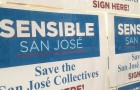 Sensible San Jose, created to oppose the city's pot rules, has changed its message. (Image via Facebook)