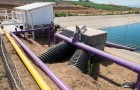 For the first time, the South Bay has been able to recover costs for its recycled water, which courses through the region in a network of purple pipes. (Image by U.S. Department of Agriculture, via Flickr)