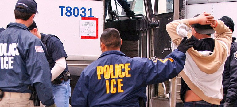 County officials expect federal immigration officers to conduct raids in the near future. (Photo Courtesy of ICE)