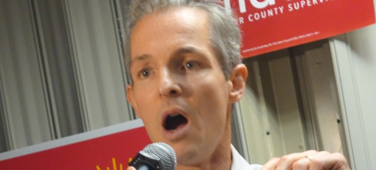 South Bay Labor COuncil CEO Ben Field showed some real leadership in a recent email to a Palo Alto City Council candidate. (File photo)