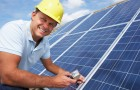 County officials were oblivious of an ancient burial ground when installing solar panels. (Photo via Shutterstock)