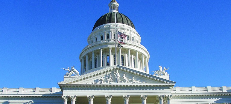 All manner of initiatives will grace the November ballot and potentially become law in California. (Photo by Vrysxy, via Wikimedia Commons)
