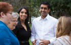 Ro Khanna will hold his first Town Hall tonight in Fremont.