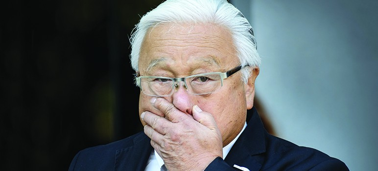 Rep. Mike Honda says he was 'shocked' when his staff alleged donor database hacking by the campaign of his challenger, Ro Khanna.  (Photo by Greg Ramar)