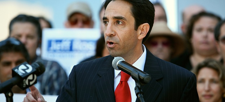 District Attorney Jeff Rosen has organized a conference on sexual assaults for this Friday at the Santa Clara University campus. (Photo via www.jeffrosen.org)