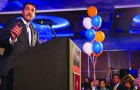 TAKE TWO Ro Khanna easily won the rematch to unseat Congressman Mike Honda. (Photo by Jessica Perez)