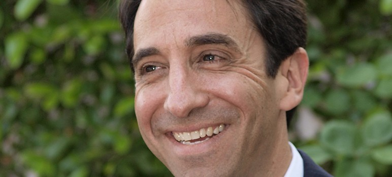 District Attorney Jeff Rosen is working with state legislators to pass a bill that prohibits driving while smoking pot.