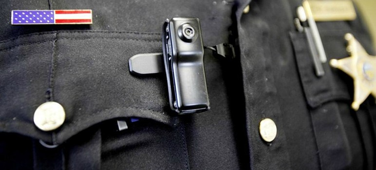 Santa Clara County will start equipping its law enforcement officers with body cameras. (Photo via ACLU)