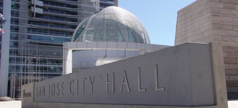 San Jose will vote on a landmark labor pact with its police union. (Photo by quotelawrence, via Topix)
