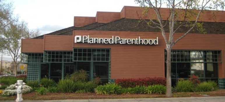 Planned Parenthood in Mountain View serves about 8,000 patients a year. (Photo via Wikimapia)