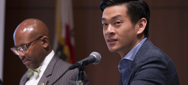 Assemblyman Evan Low successfully requested an audit of the Santa Clara County Registrar of Voters.