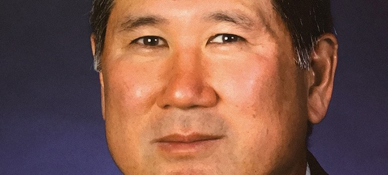 John Hirokawa, the previous undersheriff for Santa Clara County County, will challenge his former boss, Sheriff Laurie Smith, in the 2018 election. (Photo via Facebook)