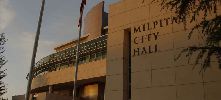 Milpitas has put its city manager once again in the crosshairs. (Photo via Wikimedia Commons)