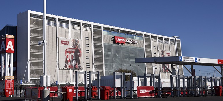 A dispute over Levi's Stadium management between the city of Santa Clara and San Francisco 49ers has been the focus of an audit. (Photo via Wikimedia Commons)