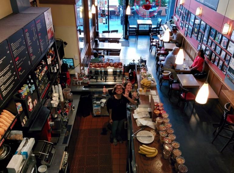 Caffe Frascati (Photo by Tony T, via Yelp)