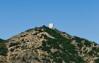Mount Umunhum will become a public park as of dawn Monday. (Photo by Keana Parker)