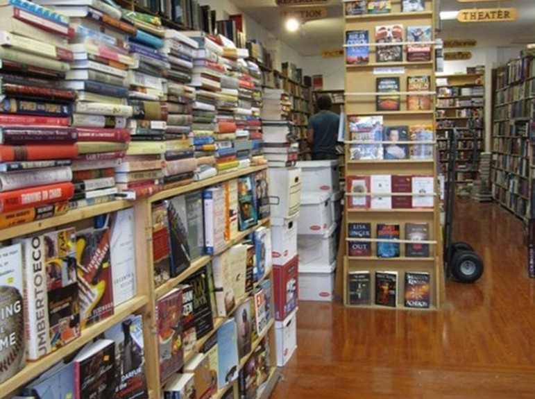 Recycle Bookstore (Photo by Christine B, via Yelp)