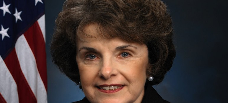 Sen. Dianne Feinstein announced her intent to run for re-election in 2018.