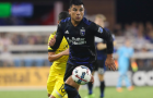 Nick Lima and the San Jose Earthquakes are on the verge of capturing the team's first playoff berth since 2012. (Photo by Casey Valentine, courtesy of the San Jose Earthquakes)