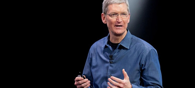 Apple CEO Tim Cook has defended his company's transparency in paying taxes, but a new report seems to refute his claims. (Photo by iphonedigital, via Flickr)