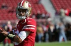 Jimmy Garoppolo should give the 49ers faithful hope for the future. (Photo courtesy of The San Francisco 49ers)