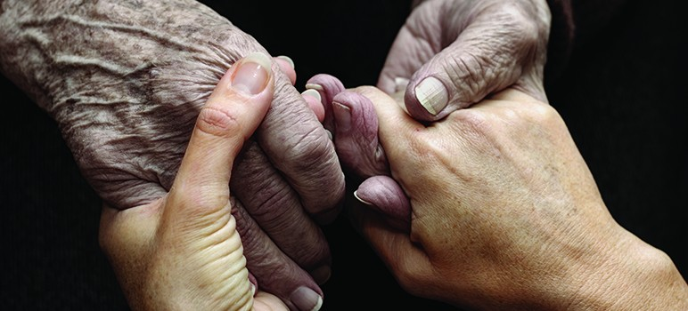 The number of Santa Clara County residents over age 65 who have Alzheimer's disease will nearly double by 2030, to more than 56,000.  (Photo via Shutterstock)