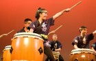 San Jose Taiko was one of 11 organizations in the city to receive a Knight Foundation grant this year. (Photo by Higashi Design, via Facebook)