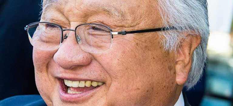 Mike Honda said he wouldn't rule out the option of running for mayor. (Photo via Facebook)