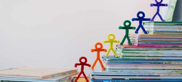 School districts should rethink how they present data on academic success. (Photo via Shutterstock)