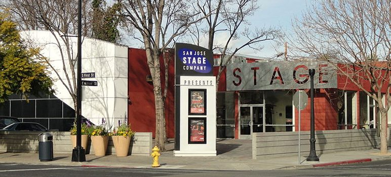 The San Jose Stage Company Is About To Buy The Theater It Has Called Home  For Nearly Two Decades. (Photo Via Wikimedia Commons)